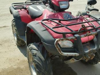 Salvage Honda Atv